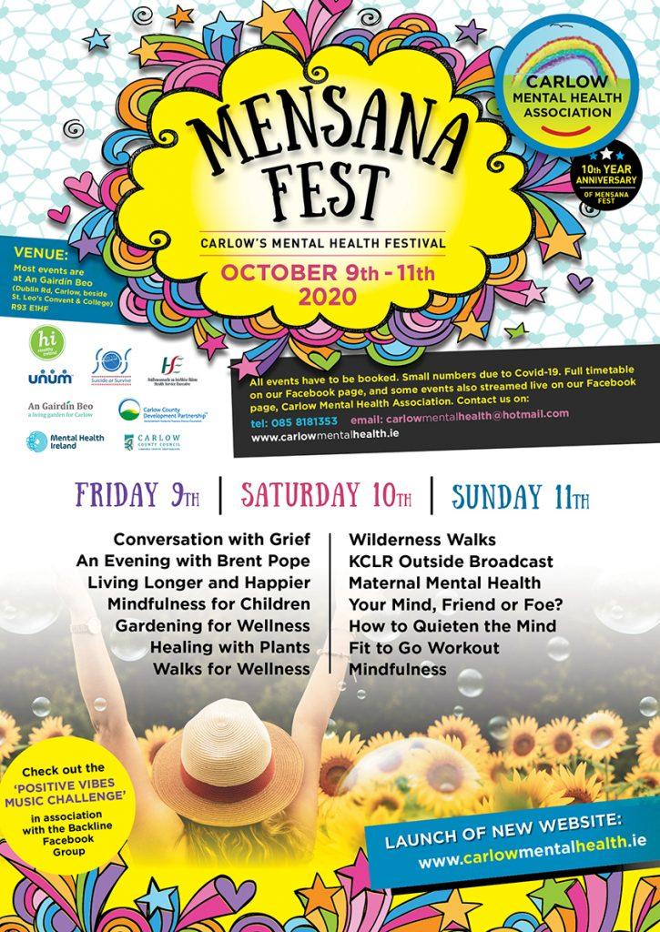 Mensana Fest poster
