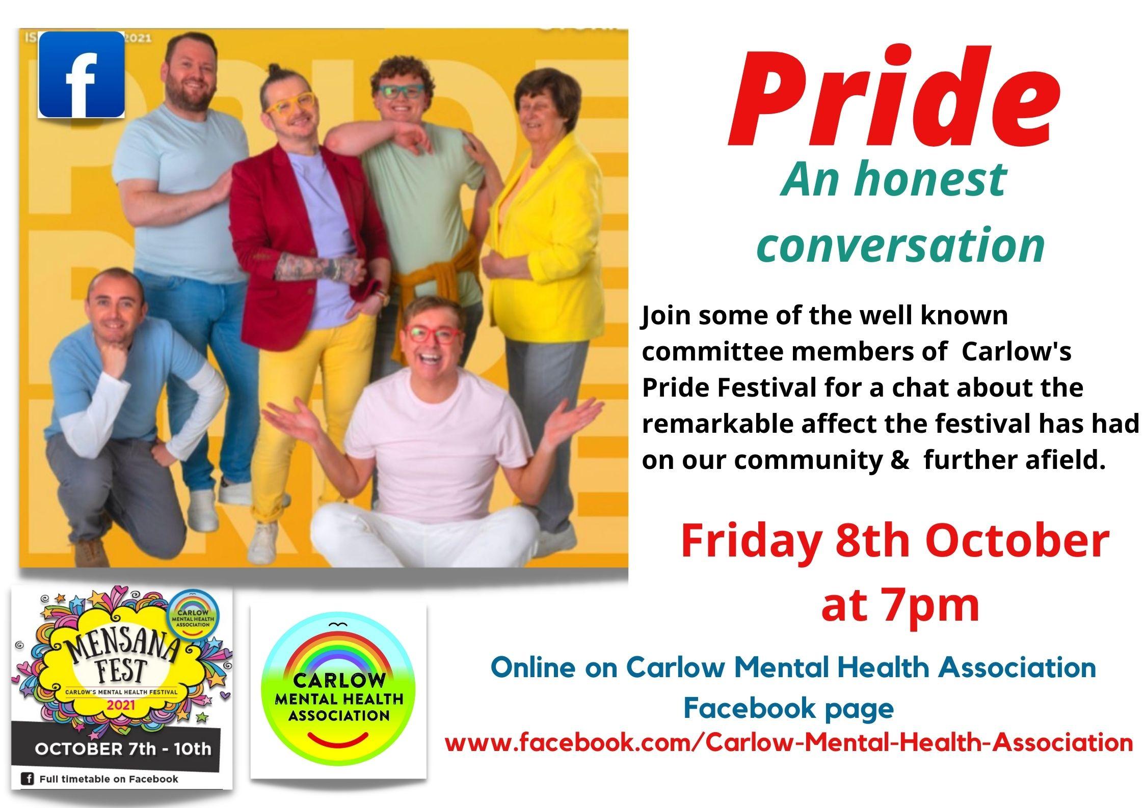 Pride: An Hoest Conversation